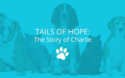 Tails of Hope: The Story of Charlie