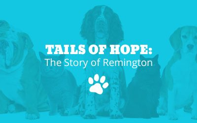 Tails of Hope: The Story of Remington
