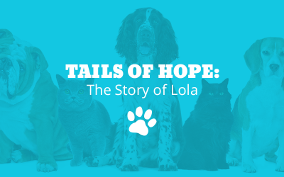 Tails of Hope: The Story of Lola