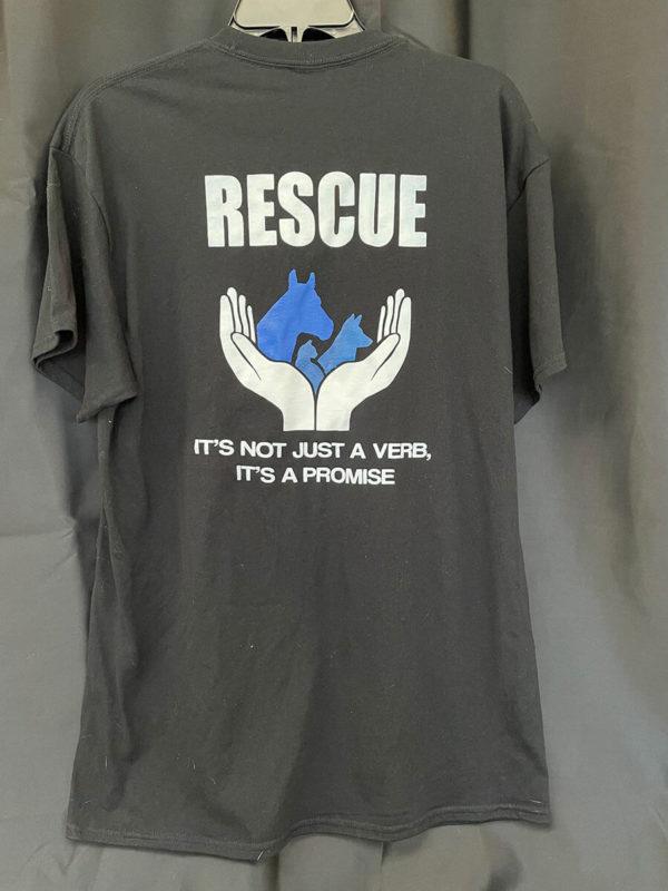 rescue tshirt